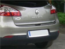 Renault Megane III 3/5 Portes BZ0_ Baguette de coffre Chrome 3M Bas Hayon Tuning