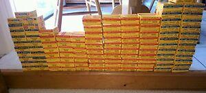 Kodak Super 8 Film Ektachrome K160-85 Boxes&KodachromeK40-93 Boxes PRICE PER BOX