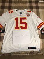 Nike Men's Patrick Mahomes Kansas City Chiefs Game Jersey - White - Size: Large