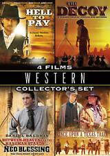 Western Collector's Set: Four Feature Films, Good DVD, Richard Widmark, Daniel B