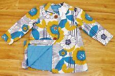 BNWT NEXT GIRLS SMART FLOWER DRESS COAT JACKET 2-3 YRS NEW SPRING SUMMER WEDDING