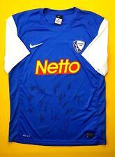4.9/5 VfL Bochum jersey MEDIUM autograph 2012 2013 home shirt soccer Nike ig93