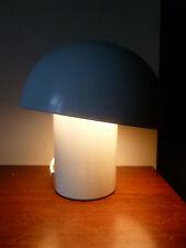 Lampada da tavolo abatjour bianca Flos? Martinelli? vintage anni 70 design lamp