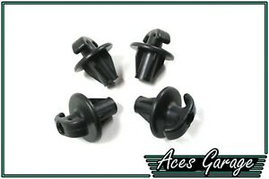 X 4 Boot Taillight Clips Nuts Screws VY VZ HSV SS Commodore WK WL - Aces Garage