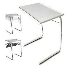 Tavolino multiuso piano inclinabile x divano letto tavolo pieghevole regolabile