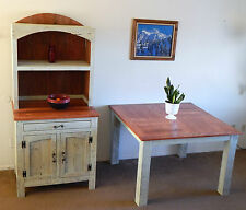 Rustic Hutch & Table
