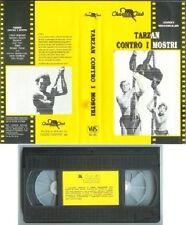 Tarzan Contro I Mostri (1943) VHS