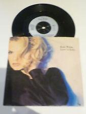 "Kim Wilde-Love is holy - 1992 UK 2-track 7"" vinyl single"