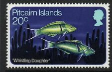 PITCAIRN ISLANDS SG114 1970 FISH 20c MNH