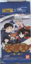 Inu Yasha Cards Pt 2 pack of 6 cards