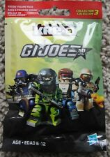 G.I. JOE KRE O ATOMIC MAN WAVE 3 COBRA KREON BLIND BAG TROOPER NEW KREO