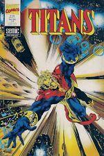 BD--TITANS N° 184--STAN LEE--SEMIC / MAI 1994