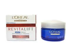 L'Oreal Revitalift Night Cream (Anti-Wrinkle Firming) 50ml - BATCH CODE : 28H102