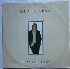 "John Farnham - Pressure Down/You're The Voice RCA Records Remix 12"" Single VG+"