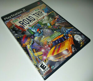 Road Trip Adventure (PlayStation 2, PS2) Complete Very Nice