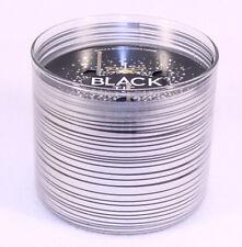 Bath & Body Works New BLACK TIE 3-Wick Filled Candle 14.5 oz