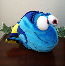 Disney Store Exclusive Finding Nemo DORY Beanbag Plush Animal Fish Toy 15""