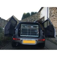 PET WORLD MINI CLUBMAN SLOPING CAR DOG 2014+ CAGE BOOT TRAVEL CRATE PUPPY GUARD