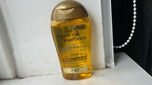 OGX argan oil of morocco, extra penetrating oil for dry/coarse hair