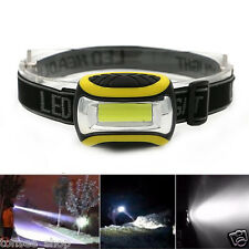 Super hell Wasserdichte 3W COB LED 3 Modi Scheinwerfer AAA Taschenlampe Outdoor