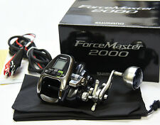 2016 NEW Shimano Force Master 2000 Big GAME Electric Reel From Japan