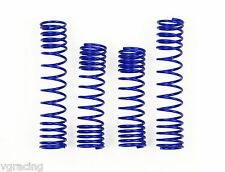 Traxxas Stampede™ Blue Heavy Duty Progressive Springs by VG Racing