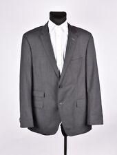 HUGO BOSS Extensible étiquette noire hommes veste blazer size 54, us-44r,