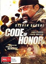 Code Of Honor : NEW DVD