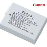 Genuine Canon LP-E8 Li-ion Battery Pack for EOS 550D 700D Kiss X5 Rebel T3i T2i