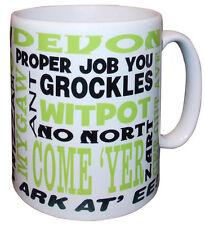 Devon Dialect Mug