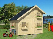 Palmako M290889 Kinderspielhaus aus Holz 220x180 cm