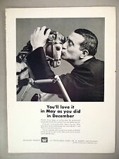 Wonder Horse PRINT AD - 1966 ~~ Wonder Products, hobby horse