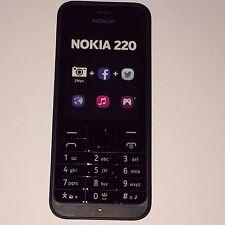 NOKIA 220 Nero/Fittizio Giocattolo Cellulare (Ex Display)