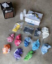 pistolet de peinture (poudre) EasyCoat + 12 couleurs (polyuréthane) inclus