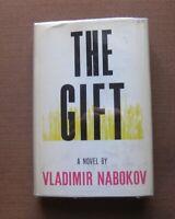 THE GIFT - Vladimir Nabokov - 1st/1st  - HCDJ 1963 - $5.95 -   Lolita - NF