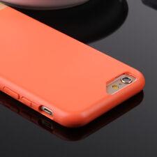 Shockproof Hybrid Rubber Protective Hard Back Case For Apple iPhone 6S