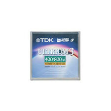 New In Packaging TDK LTO Ultrium3 Worm Data Cartridge Large 400GB/800GB