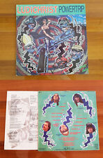 Ludichrist – Powertrip - We Bite Records – WB 035 - Vinyl, LP, Album