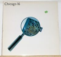 Chicago - 16 - Original 1982 LP Record Album - Excellent Vinyl