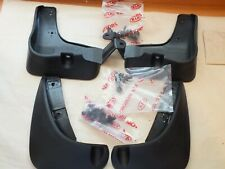 New Genuine Kia Picanto 04-06 Front & Rear mud flap kit  P8460-17100  K22