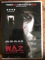 Waz DVD 2008 Cult Britannico Serial Assassino Film W/ Tom Hardy Italiano Uscita