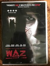 Stellan Skarsgard Tom Hardy WAZ ~ 2008 Cult Serial Killer Film Italian DVD