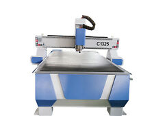 Oem 3kw Wood Cnc Router Engraving Drilling Machine Water Cooling 8ft4ft 1325