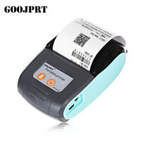 Portable 58MM Bluetooth Thermal Printer Wireless Receipt Machine for Windows IOS