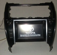 14 1/2 TOYOTA Camry RADIO STEREO CD PLAYER Touch-screen OEM head unit FACTORY