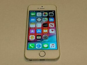 Apple iPhone SE A1662 16GB White/Silver Verizon Wireless Smartphone/Cell Phone