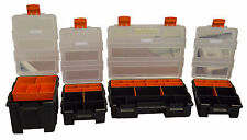 Paquete De 4 cajas de almacenamiento, Sujetadores Para Pernos, Tornillos, Etc. taller de la Herramienta de bits
