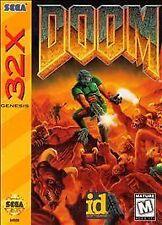 Doom (Sega 32X, 1994) - European Version