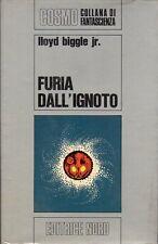 COSMO ARGENTO NUMERO 4 FURIA DALL'IGNOTO LLOYD BIGGLE JR.