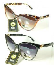 Damen ' VG ' Cat Eye Designer Sonnenbrille V4